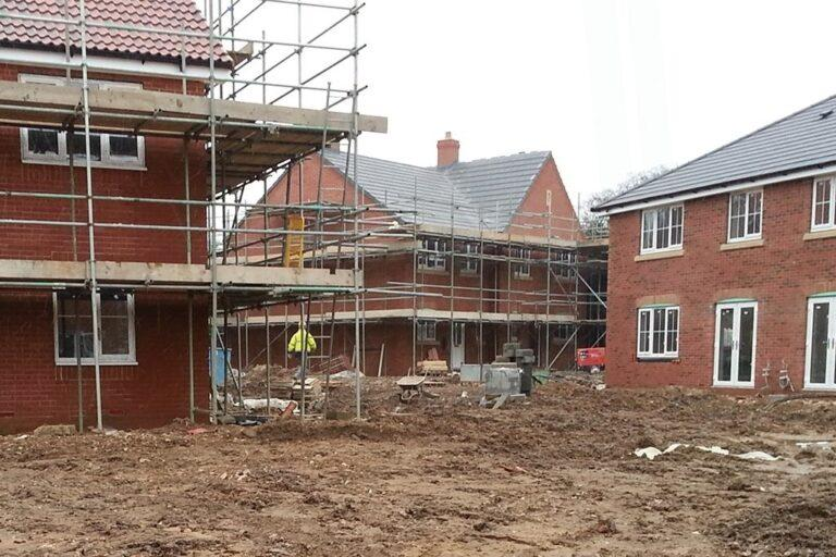loans for helping house building uk finance