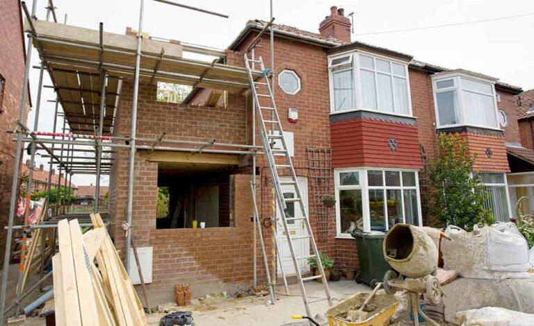 home extension loan
